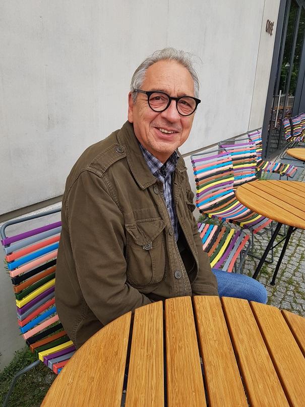 Bernd Liebenow-VDB-Landesvorsitzender Berlin