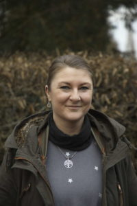 VDB-Mitglied Anke Wolf