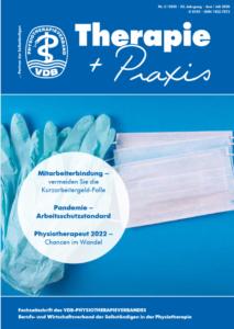 Titelbild der Fachzeitschrift Therapie und Praxis