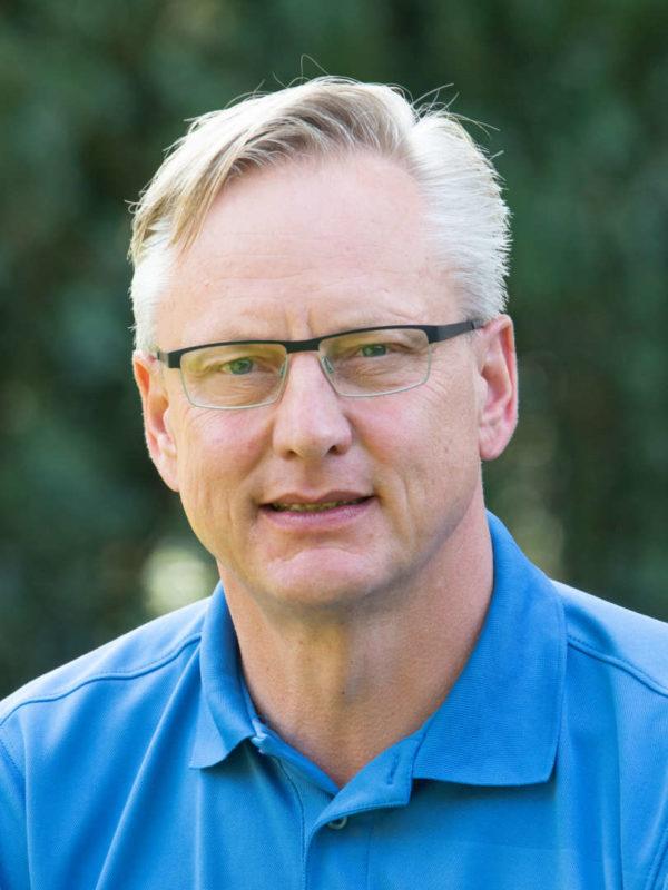 Physiotherapeut und VDB-Mitglied Hagen Melcher